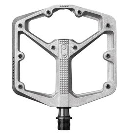Crank Brothers Crank Brothers Stamp 2 Large Pedals: Raw
