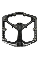 Crank Brothers Crank Brothers Stamp 7 Danny MacAskill Signature Edition - Large: Black/Silver
