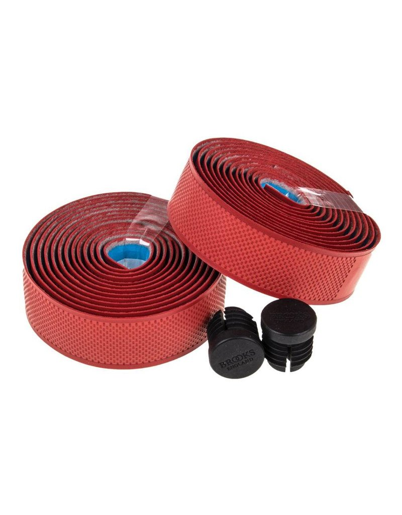 Brooks Brooks Cambium Bar Tape Red