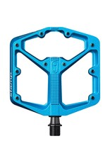 Crank Brothers Crank Brothers Stamp 3 Large Pedals: Blue