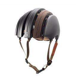 Brooks Brooks England Carrera Folding Helmet - Large - Silver