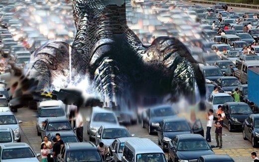 Seattle E-Bike Interviews Godzilla