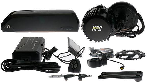 HPC Conversion Kit - Seattle E-Bike