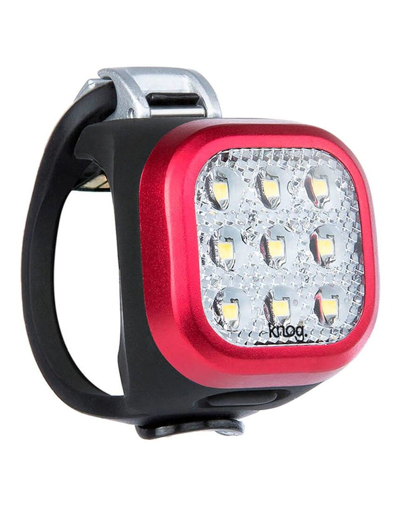 Knog Knog Blinder Mini Niner Front - Red