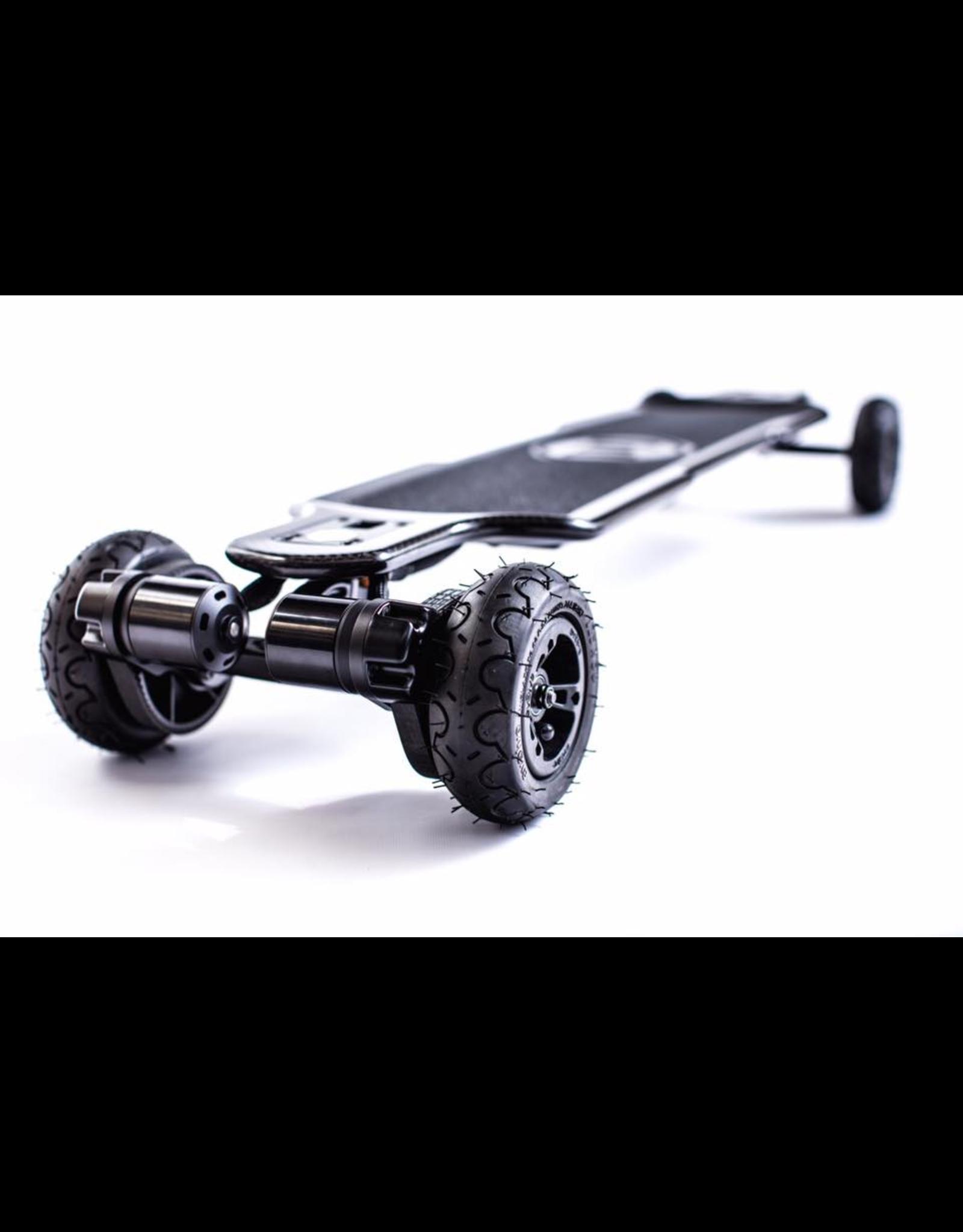 Evolve Skateboards Evolve Carbon GT All Terrain Skateboard