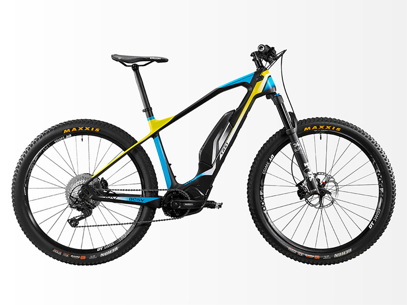 The Best Electric Mountain Bikes - E-MTBs