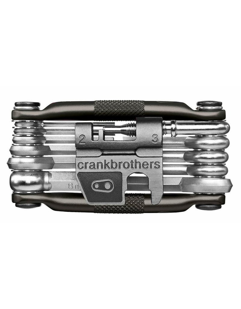 Crank Brothers Crank Brothers Multi-17 Tool - Black Midnight Edition