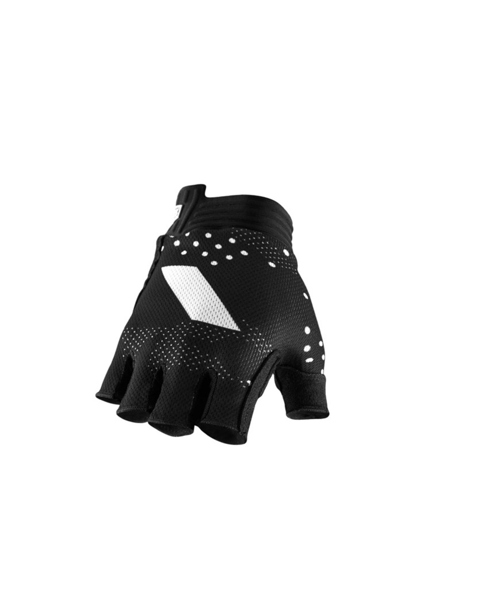100% 100% Exceeda Gel Short Finger Glove