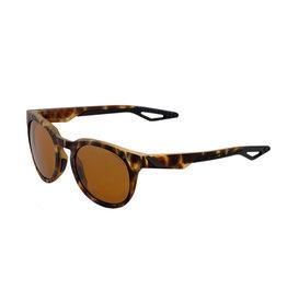 100% 100% Campo Soft Tact Havana Bronze Peakpolar Lens