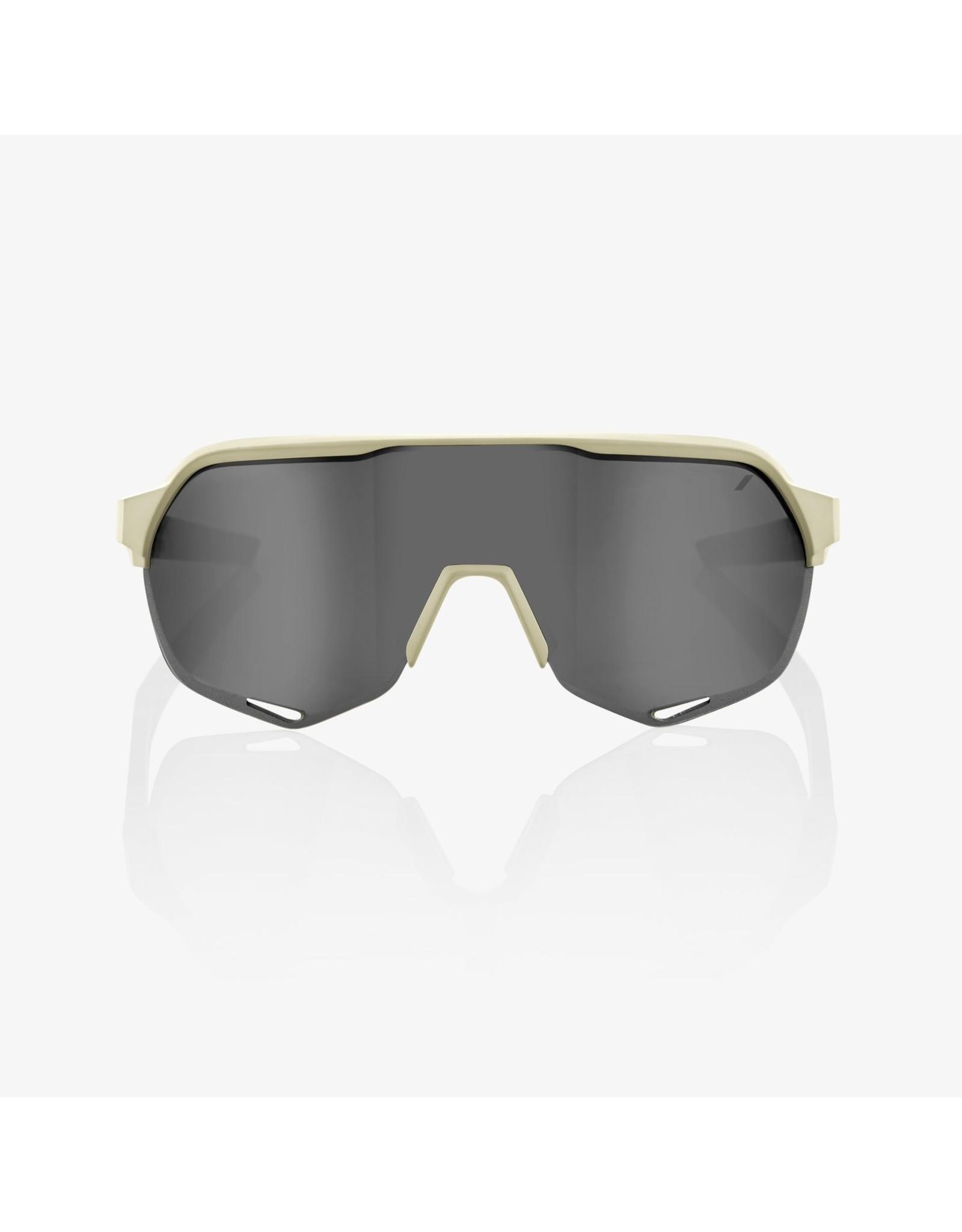 100% 100% S2 Soft Tact Quicksand Smoke Lens
