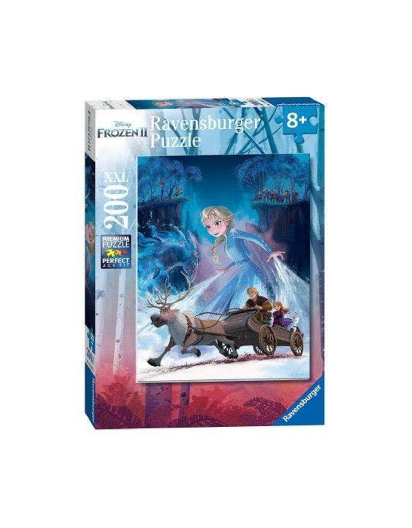 Mysterious Forest 200 pc