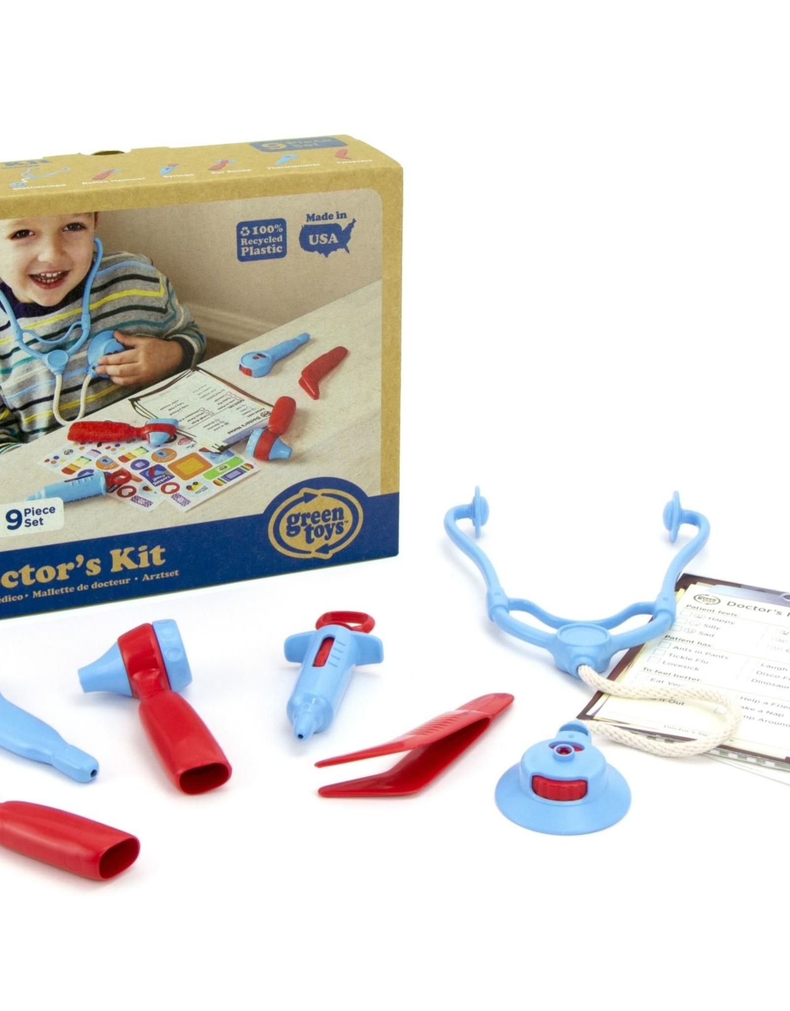 Green Toys Doctor's Kit - Green Toys