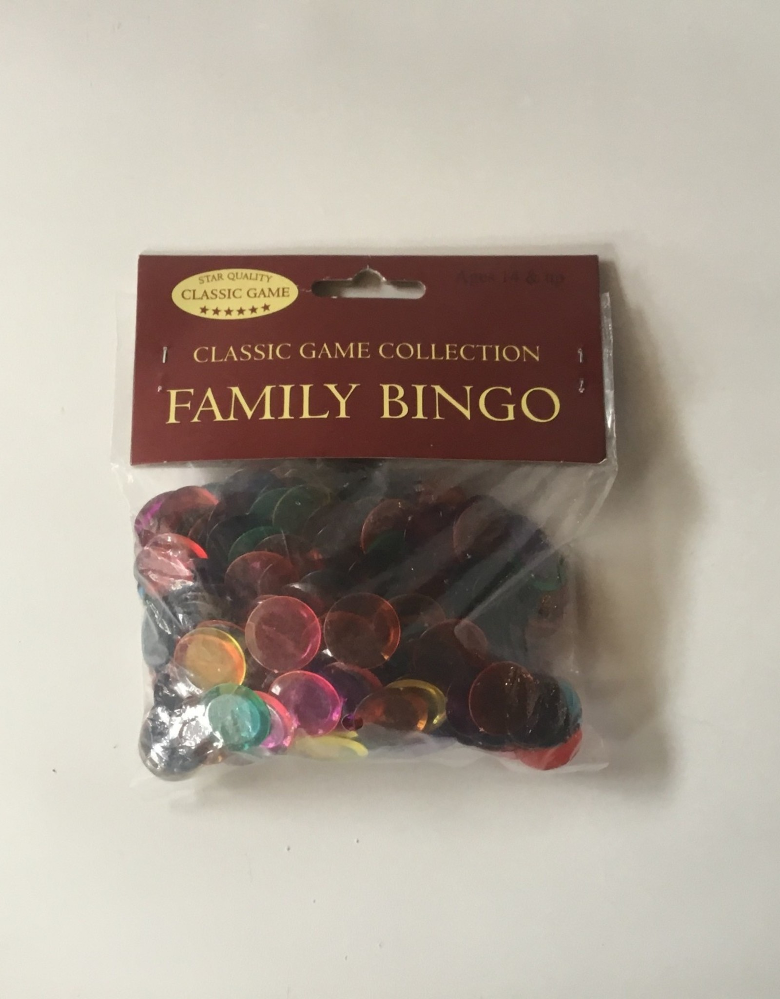 Bingo Chips (bag 300)