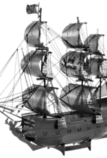 Black Pearl Ship - BLACK