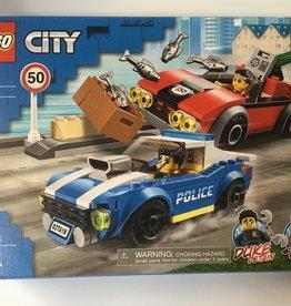 City: Police Police Highway Arrest