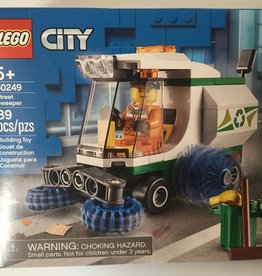 City: Town Street Sweeper Lego