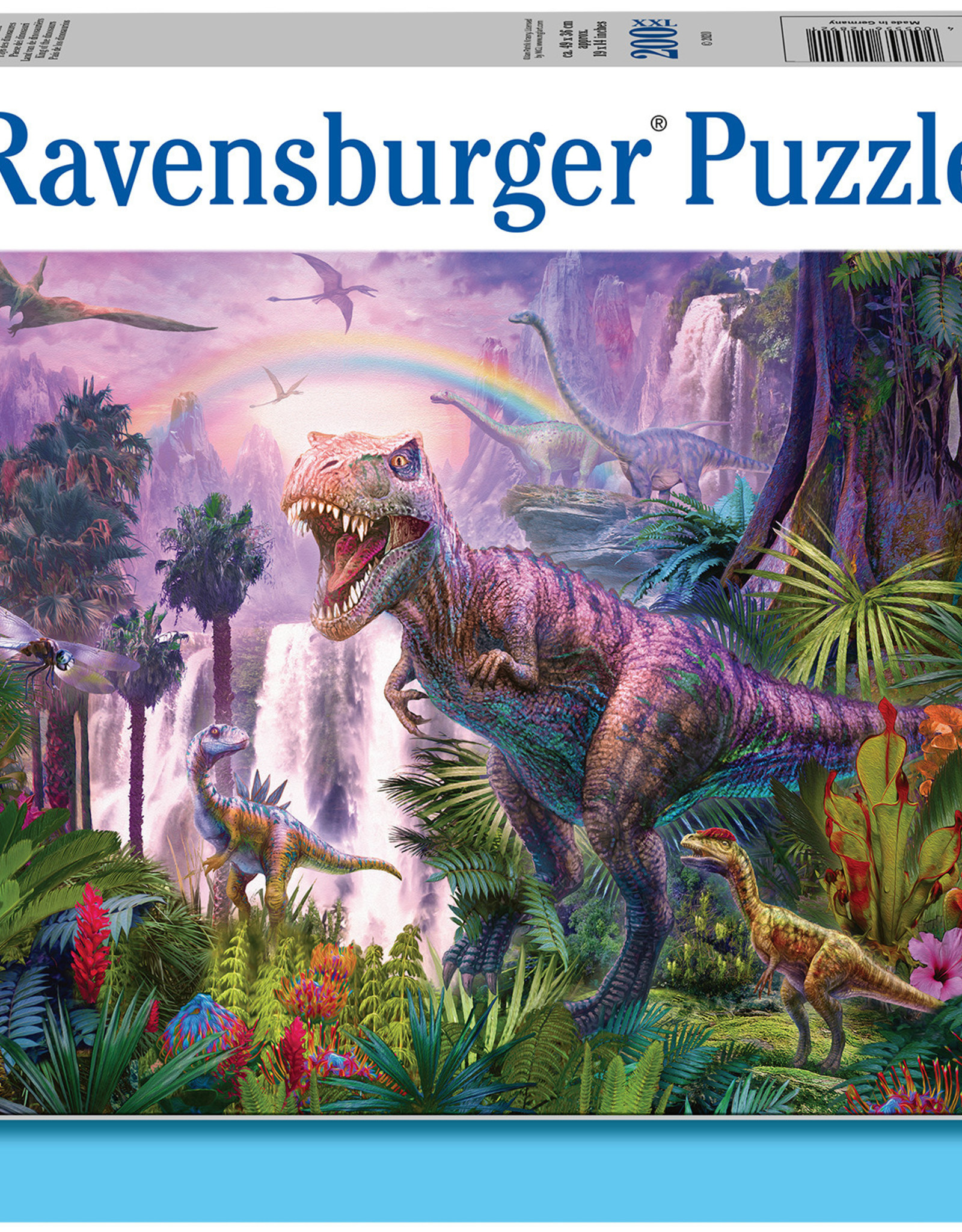 King of the Dinosaurs 200pc
