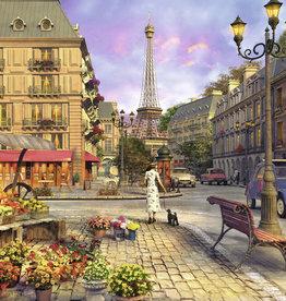 Vintage Paris 1500pc
