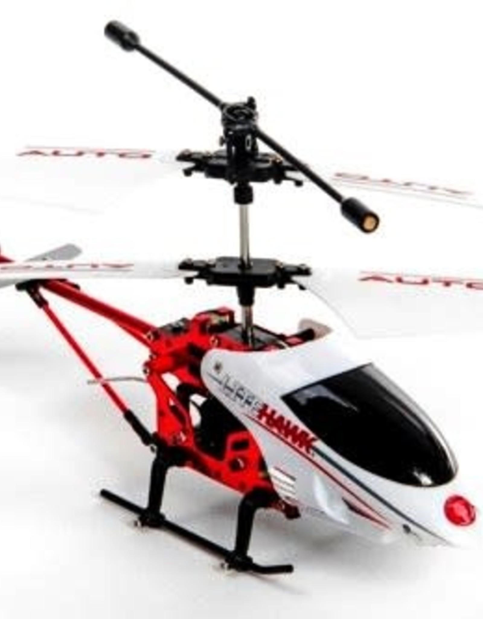 Lite Hawk III auto helicopter