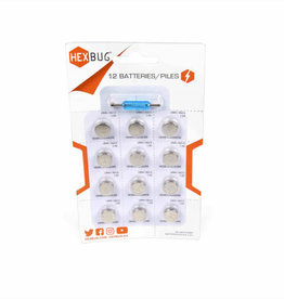 hexbug batteries 12- pack