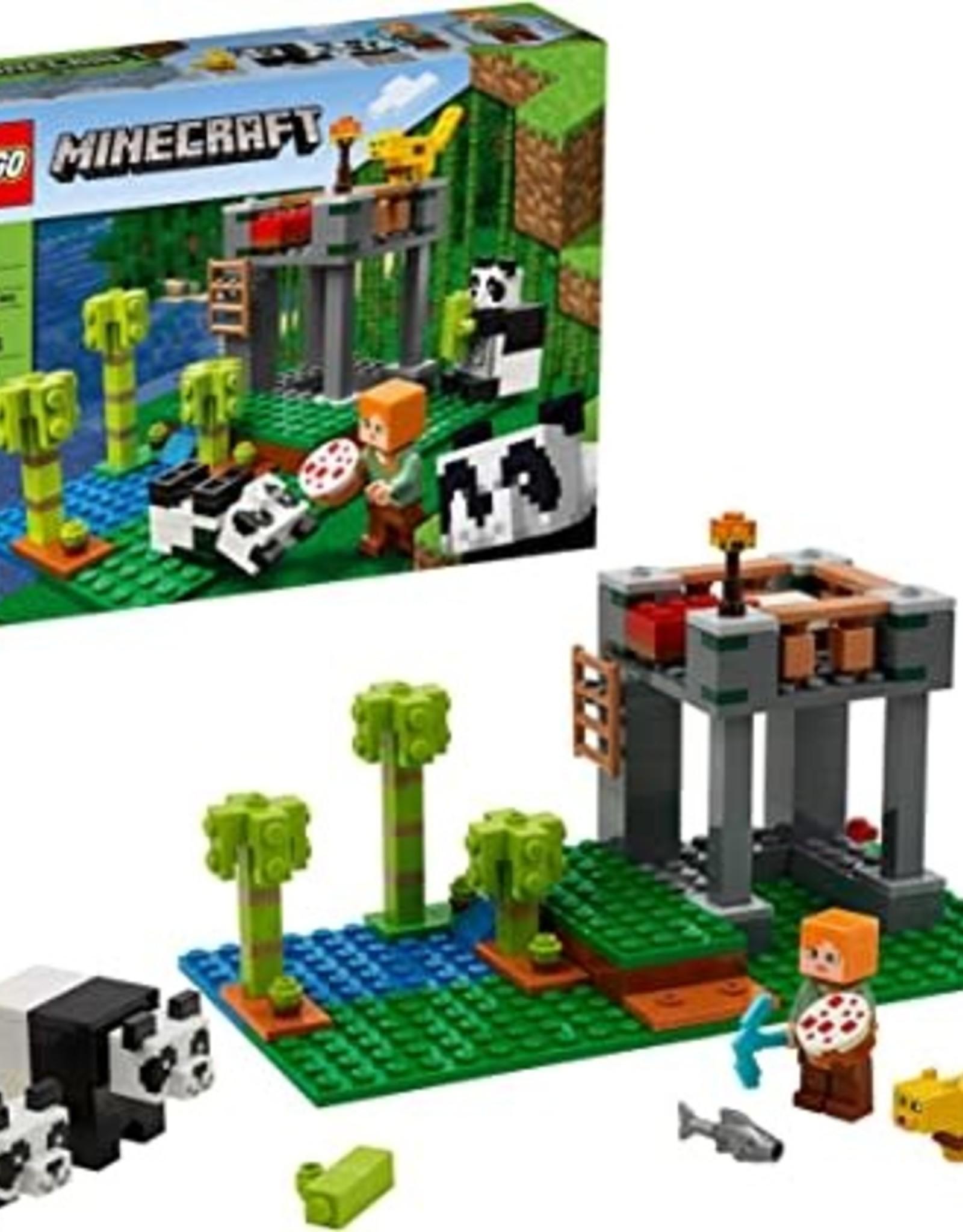 The Panda Nursery lego
