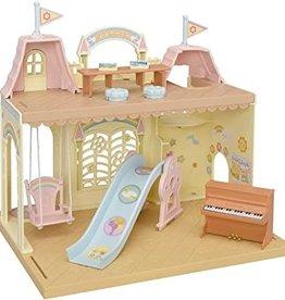 calico critter baby castle nursery