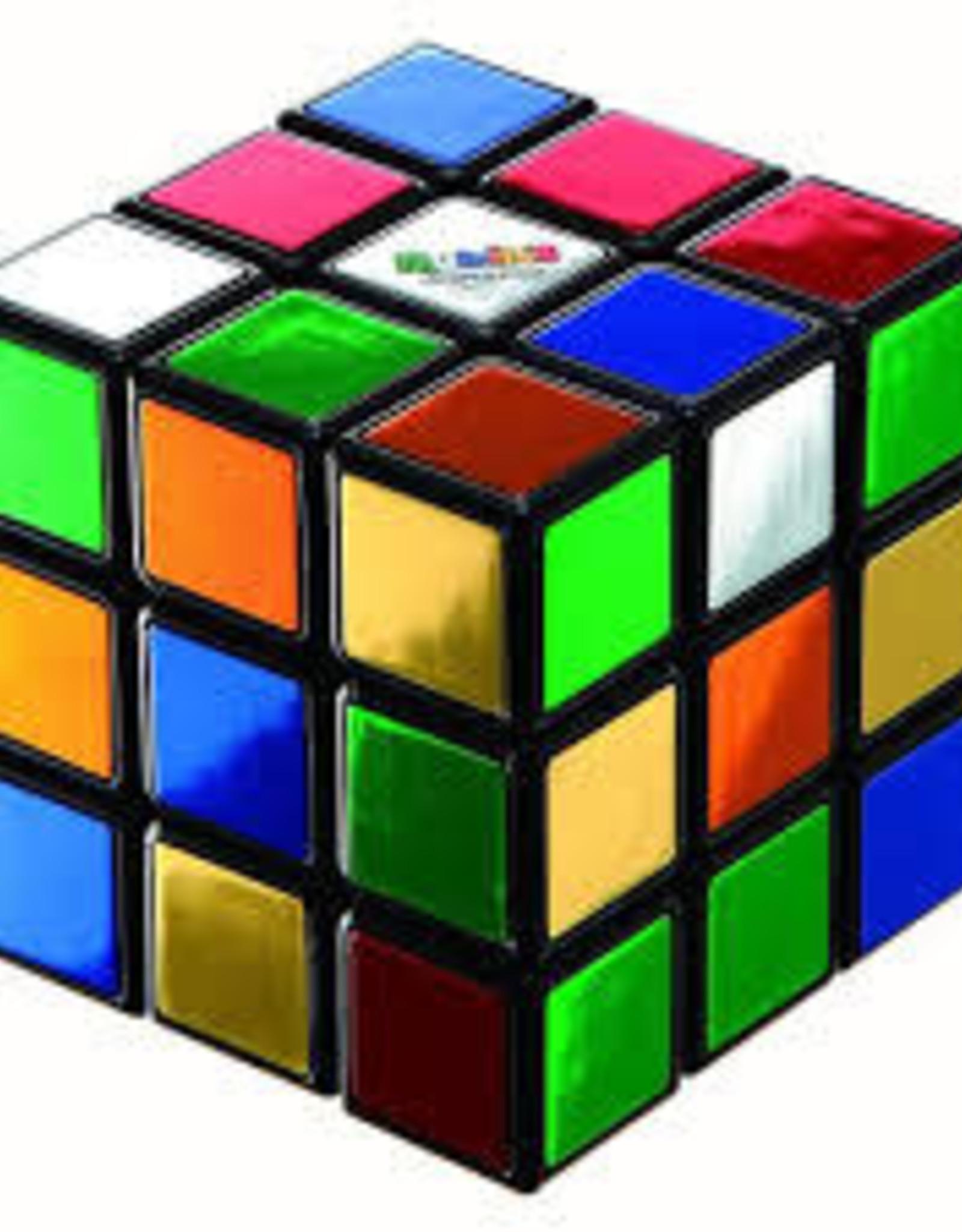 Rubik's 40th Anniversary Metallic