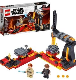 Star Wars Duel on Mustafar