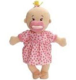 Wee Baby Stella Doll pink dress