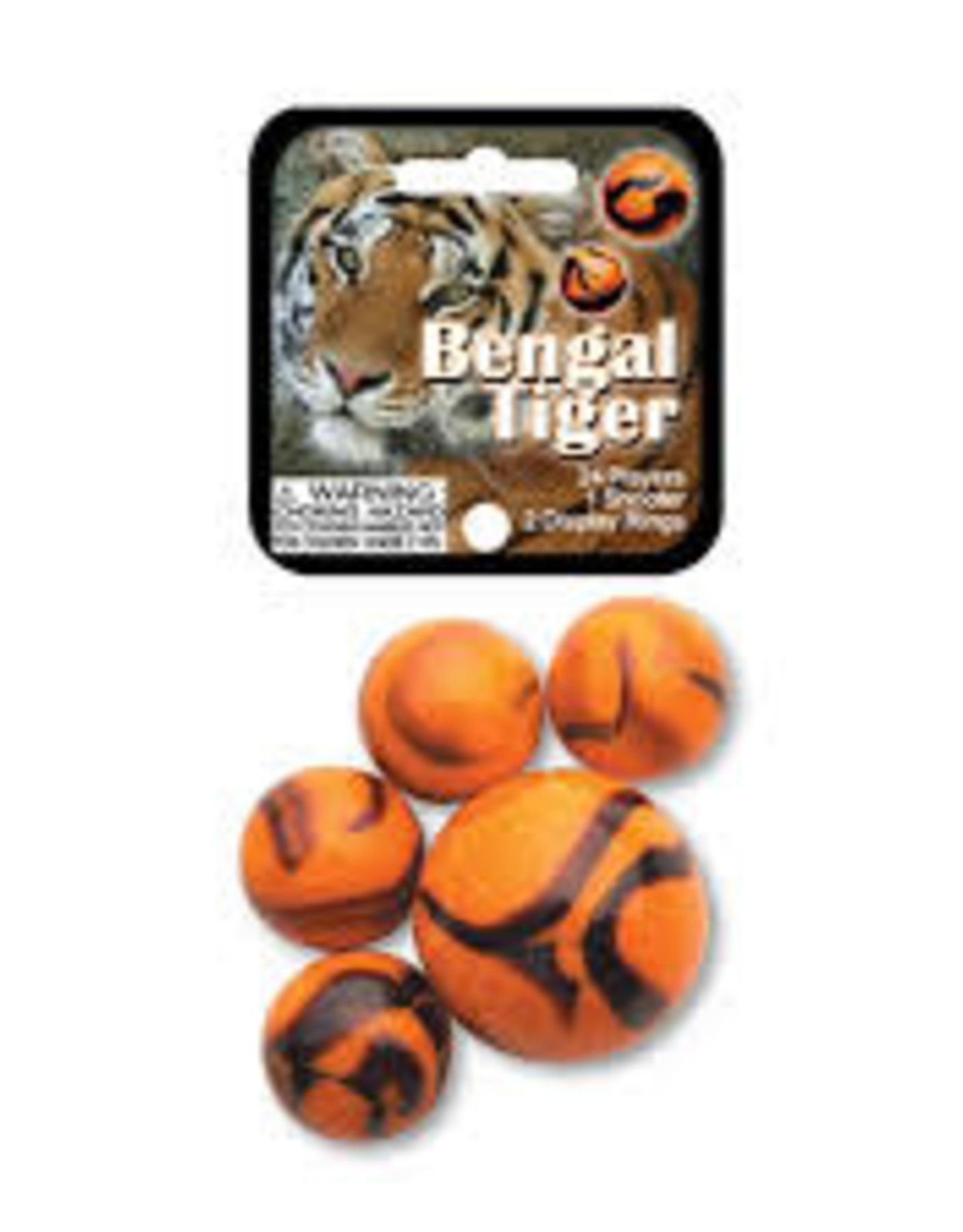 Bengal Tiger - Marbles
