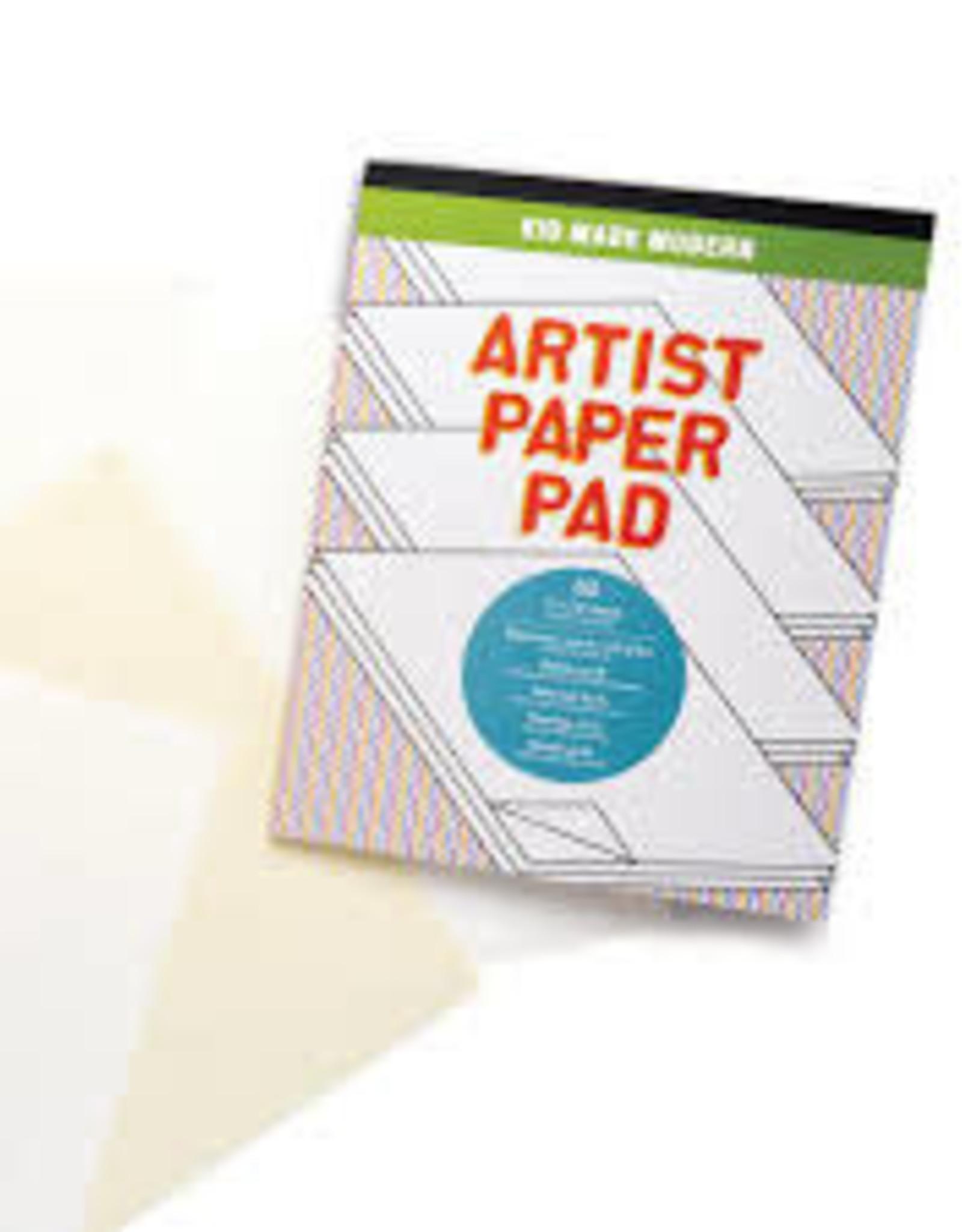 Kids Made Modern Artist Paper Pad
