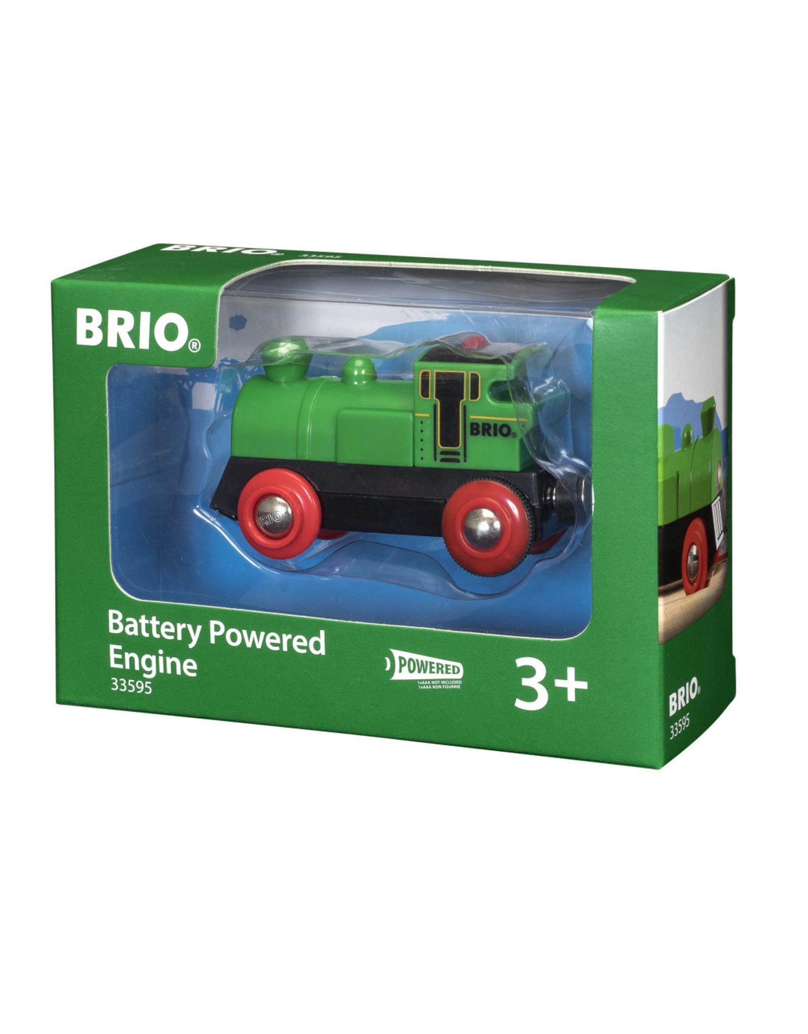 Battery Powered Engine Brio