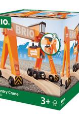 Brio Trains Gantry Crane