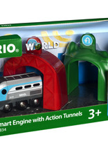 Smart Tech Action Tunnel