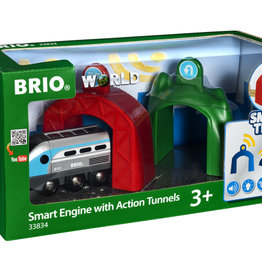 Brio Trains Smart Tech Action Tunnel