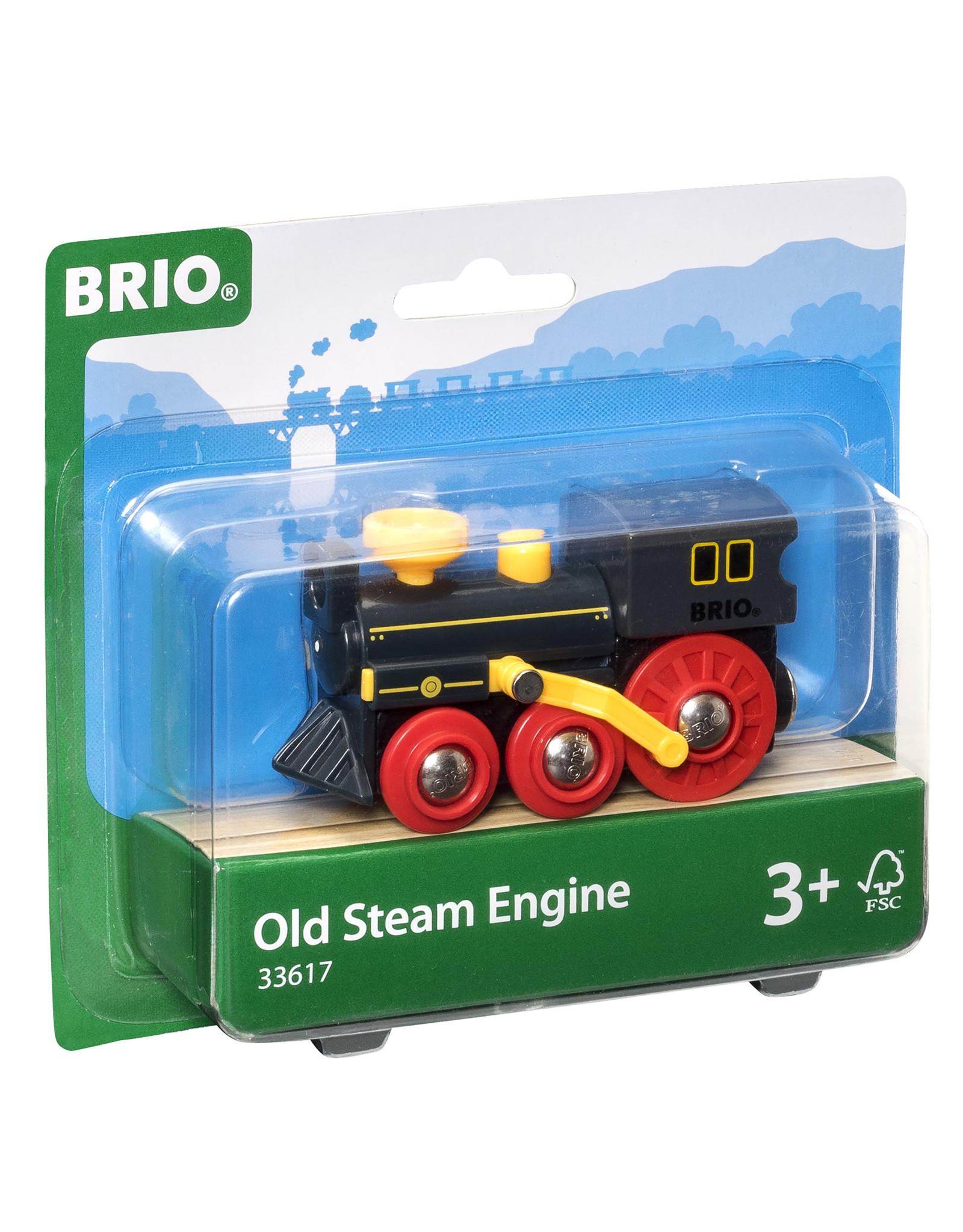 Brio Trains Old Steam Engine