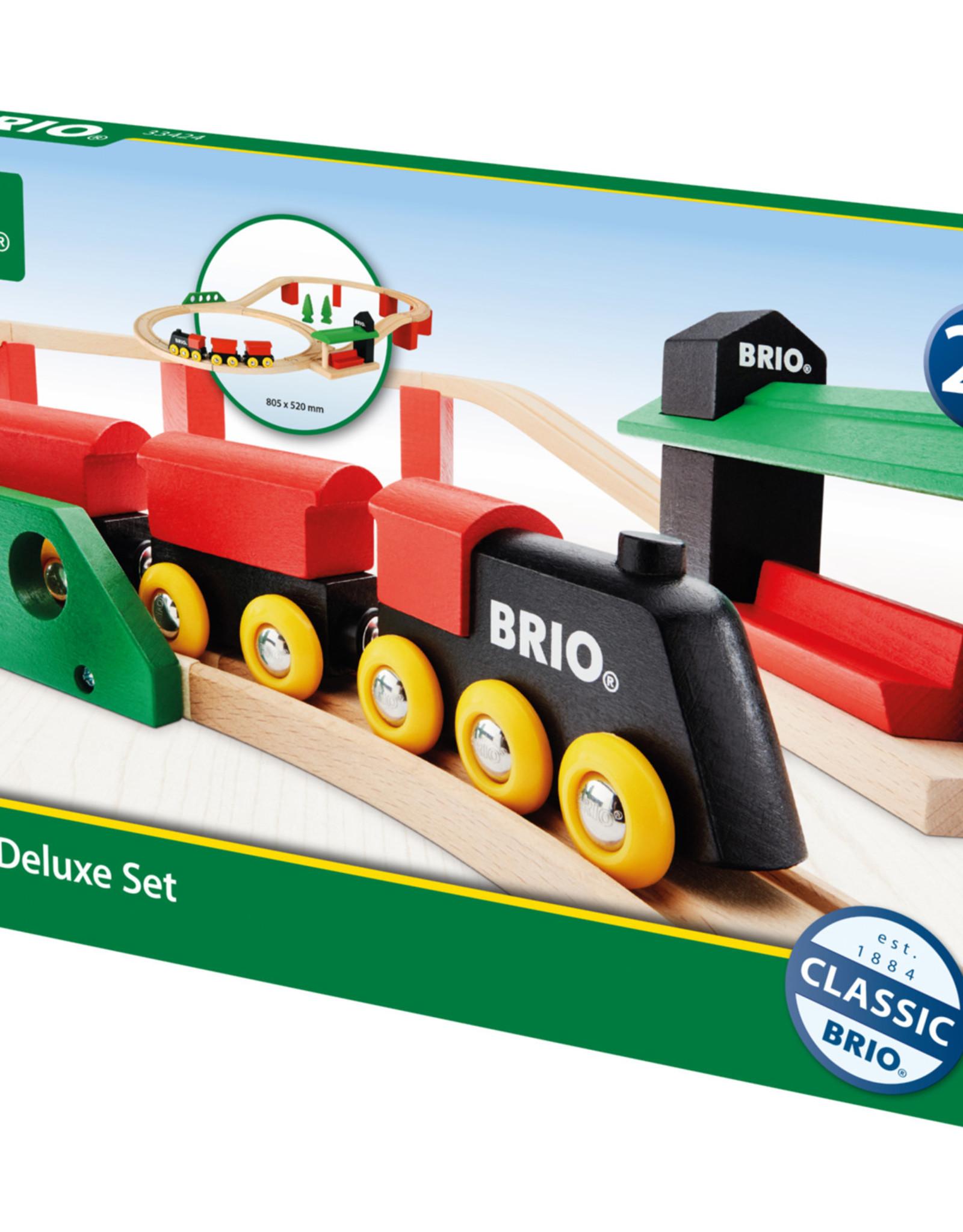 Brio Trains Classic Deluxe Set