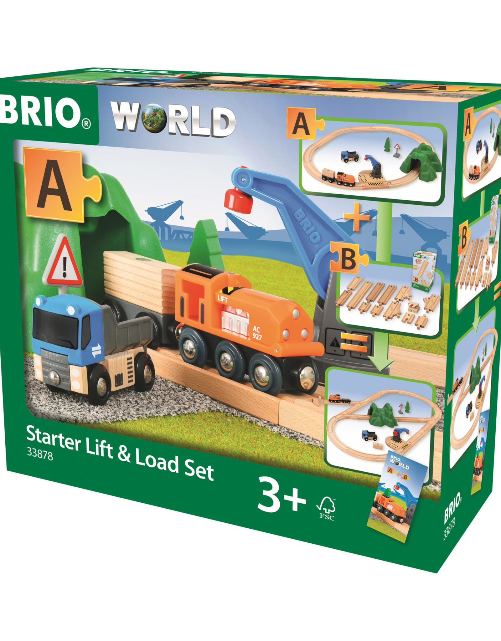 Starter Lift & Load Set