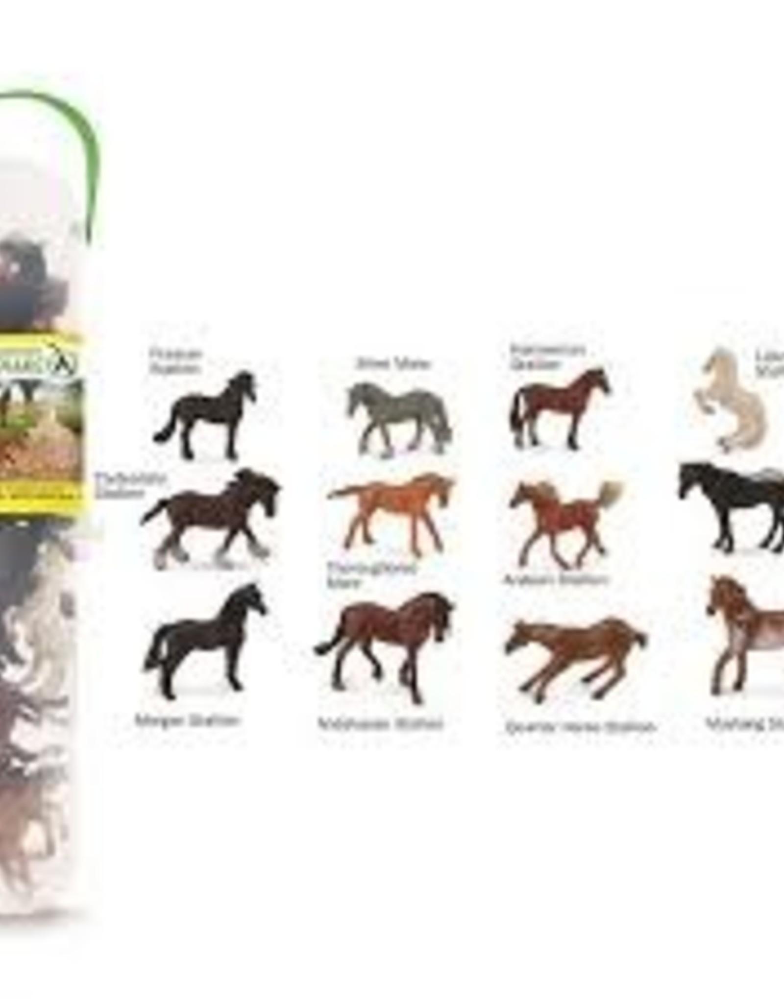 CollectA Box of Mini Horses