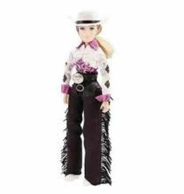 """Reeves International Taylor Cowgirl - 8"""" Figure"""