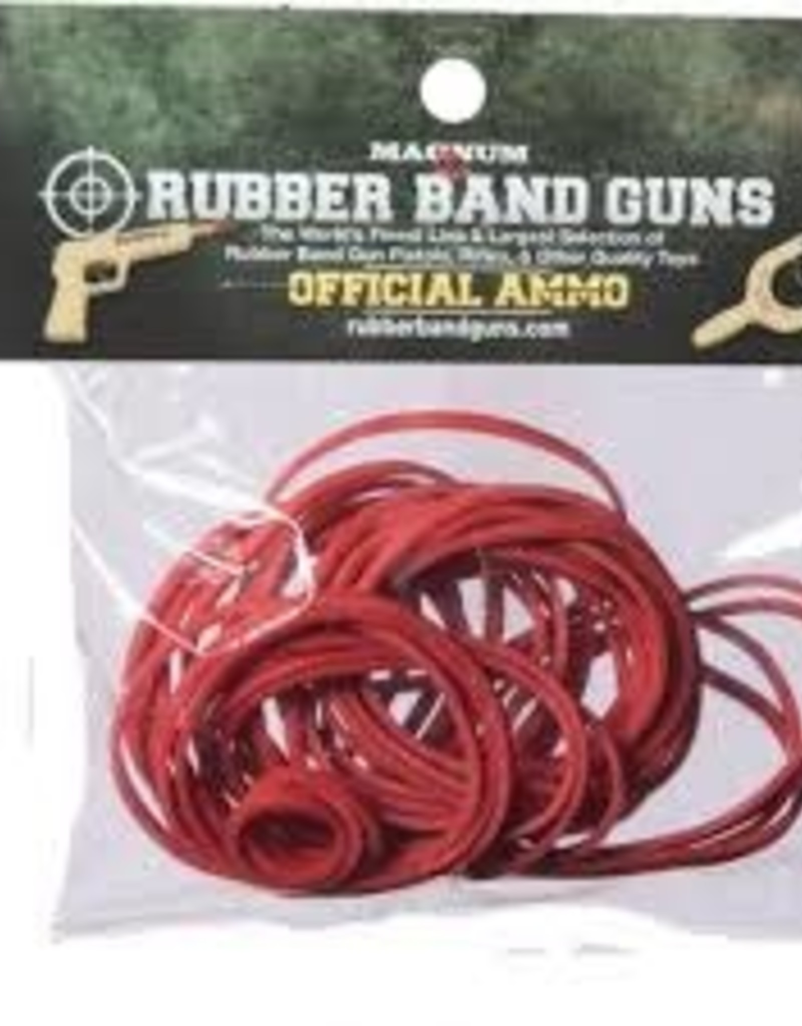 Magnum Enterprises Medium Pistol Ammo-red