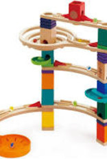 Cliffhanger Quadrilla Marble Run