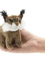 Mini Bobcat Puppet