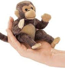 Mini Monkey Puppet