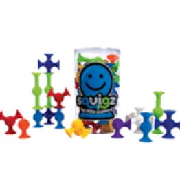 Fat Brain Toys Squigz- Starter Set