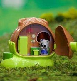 Timber Tots Hazelnut House