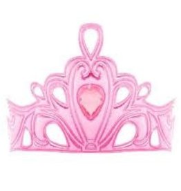 Diva Crown Light Pink