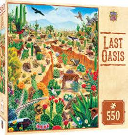 Tribal Spirit - Last Oasis 550pc Puzzle