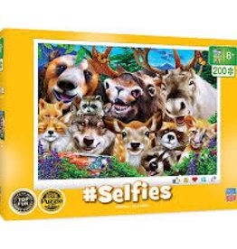 Selfies - Woodland Wackiness 200pc Puzzle
