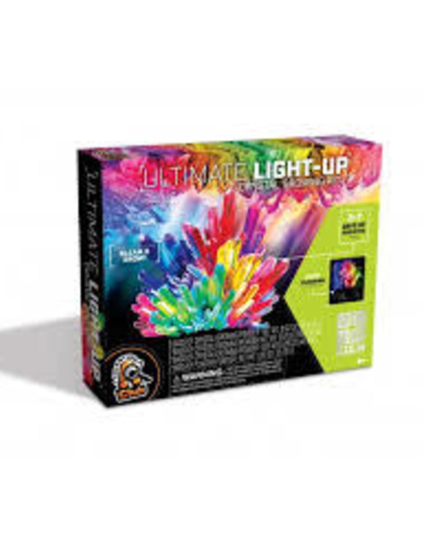 Ult. Lt.-Up Crystal Growing Kit-
